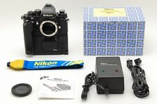 [RARE!! TOP MINT] Nikon F3P + MD-4 + AH-3 + MH-2 Battery SLR Camera  From Japan