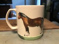Jane Stephen Baughan Horse Child Cup Pottery Oxfordshire England