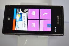 Samsung Omnia i8700 - 8GB - Ebony Black (Unlocked) Smartphone (GRADE B)