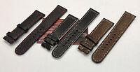 Cinturino pelle Eberhard 31063 vari colori solo spezzoni originali
