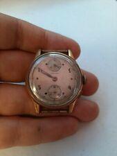Halcon Chronograph Watch venus 70?