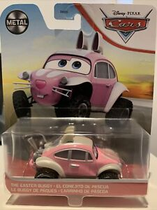 Disney Cars - The Easter Buggy - Pink Volkswagen