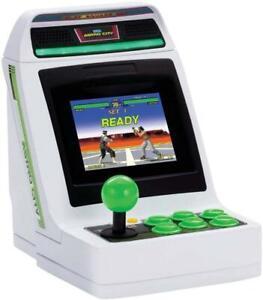 SEGA Astro City Mini Console Limited Run English Edition Arcade NEW SEALED RARE
