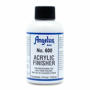 Angelus Finisher No. 600 Glanz für Lederfarbe 118 ml (105,93€/1L)