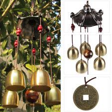 Windbells Wind Chimes Window Yard Outdoor Garden Home Decor Feng Shui Ornament