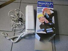 TELEFONO SWATCH TWIN PHONE CON SCATOLA  ENTRA E GUARDA !!!!