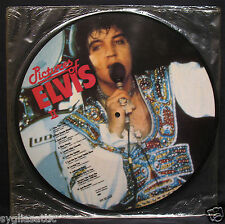 ELVIS PRESLEY-PICTURES OF ELVIS II-FULLY SEALED PICTURE DISC-IMPORT-ROCKABILLY