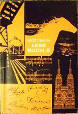 Lesebuch 5  -  5. Jahrgangsstufe  Westermann (1973)
