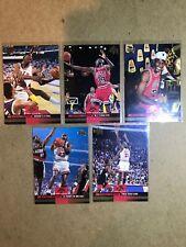 1993-94 Upper Deck Mr. June International - Michael Jordan (RARE complete set!)