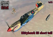 Sword 1/72 Kittyhawk III Short Tail (2 kits in 1 box) # 72064
