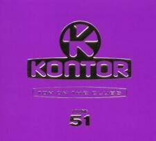 Kontor Top Of The Clubs Vol.51 von Various Artists (2011)