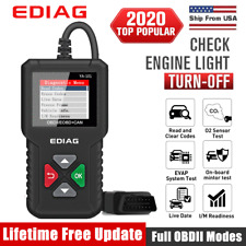 Automotive OBDII OBD2 Scanner Car Check Engine Fault Code Reader Diagnostic Tool