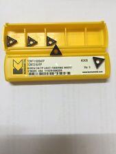 TCMT 110204FP (TCMT2151FP) KCK20 KENNAMETAL CARBIDE INSERTS-Pack of 10