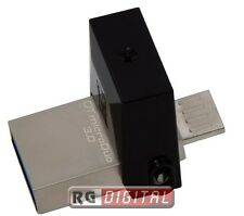 PEN DRIVE KINGSTON 16GB USB MICRODUO 3.0 DTDUO3/16GB usb micro per smartphone