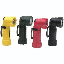 Dorcy 41-4235 9 Led Angle Head Flashlight - Bulb - Aaa - Plastic, Polymer -