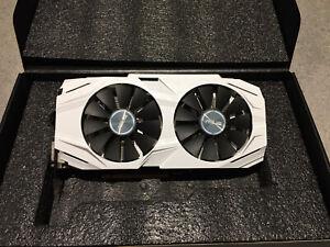 ASUS GeForce GTX 1060 6Gb Dual OC GPU