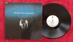 THE DOORS - THE SOFT PARADE Vinile LP  Stampa Europa anni 80