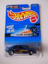 Hot Wheels1996 QUICKSILVER SERIES 4/4 T-BIRD STOCKER LIGHTNING LOGO