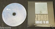 ZOMBI 'SURFACE TO AIR' 2006 ADVANCE CD