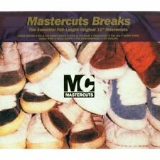 Various Artists - Mastercuts Presents : Breaks (UK 12-track CD) FREE UK P&P