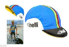 Chapeaux, casquettes et bandeaux bleus pour cycliste