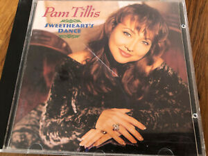 "US Country Music CD PAM TILLIS  "" Sweetheart's Dance"" Nashville TOP  Album!"