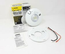 First Alert BRK 7030BSL Hardwired Hearing Impaired Smoke & Carbon Alarm with LED
