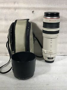 Canon EF100-400mm F4.5-5.6L IS USM Camera Lens