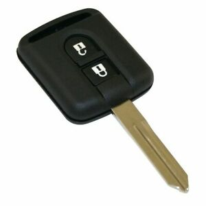 MAP Car Remote Shell & Key (2 Button) fits Nissan KF307