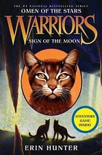Warriors: Omen of the Stars #4: Sign of the Moon-ExLibrary