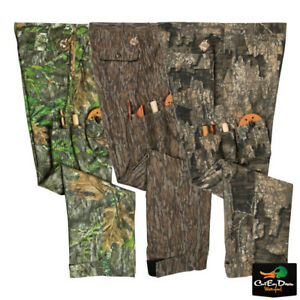 DRAKE WATERFOWL OL TOM TECHNICAL TURKEY PANTS  - LIGHTWEIGHT BREATHABLE CAMO