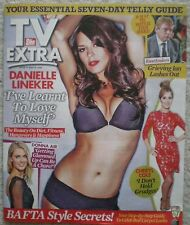 Danielle Lineker - Issue 76 - TV Extra magazine – 18 May 2014