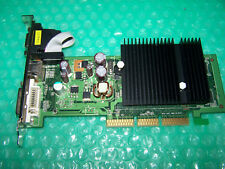 PNY Nvidia GeForce 6200 512MB DVI/VGA/TVO AGP Graphic Card, Win 7/8 compatible