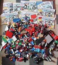 Bundle Job Lot LEGO KRE-O TRANSFORMERS Play Building sets 3.5kg Box + Booklets