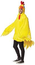 Adult Cheap Chicken Bird Funny Farm Halloween Costume Dress Gc6711