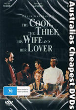 Cook The Thief His Wife & Her Lover (region 0 DVD Good) 9317486000204