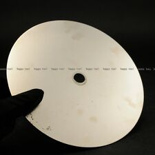 "6"" Grit #2500 Diamond Coated Flat Lap Wheel For Lapidary Grinding Polishing Disc"