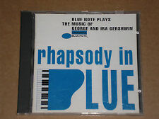 RHAPSODY IN BLUE: BLUE NOTE PLAYS THE MUSIC OF GEORGE AND IRA GERSHWIN - CD