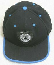 ccd5da2526c Nike Air Jordan Jumpman Baseball Hat Black Blue White Snap Back Polyester  Adult