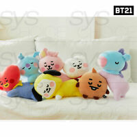 BTS BT21 Official Authentic Goods Baby Mini Pillow Cushion + Tracking Number