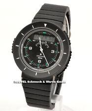 Junghans Quarz - (Batterie) Unisex Armbanduhren aus Edelstahl