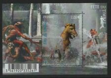 France Stamp 2010  SG MS 4764 Stamp Day, Apollo Fountain    Mint MNH