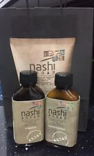 Nashi Argan Shampoo and Conditoner 200ml - UK seller Fast Free Delivery
