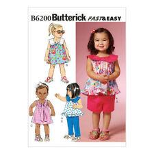 Butterick Child Shorts Sewing Patterns