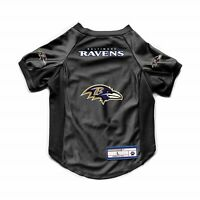 NEW BALTIMORE RAVENS DOG CAT DELUXE STRETCH JERSEY