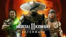 Mortal Kombat 11 Aftermath + Kombat Pack DLC | Steam Key | PC | Worldwide