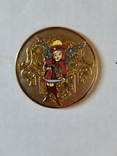 Disney Pin Trading Tinker Bell Pirate Coin Series LE 250 Pin
