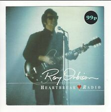 ROY ORBISON UK 7'' PICTURE SLEEVE HEARTBREAK RADIO  IN  EX /EX   CON