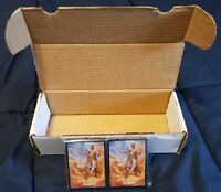 100 Ultra Pro Magic the Gathering Core 2021 Deck Protector Sleeves 550ct BCW BOX