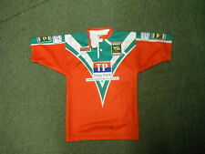 Keighley Cougars Medium Boys Signed Rugby League Shirt